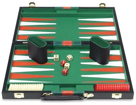 Backgammon Spil kuffert